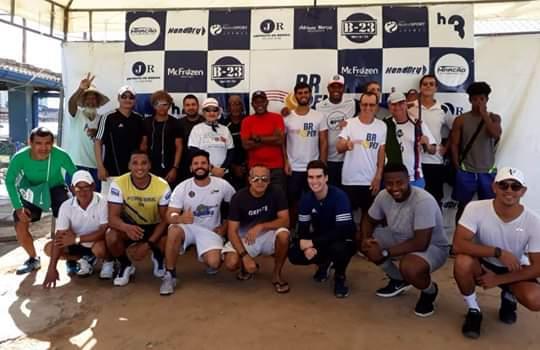 Complexo Tenístico da Boca do Rio recebe a 2ª edição do BR Open de Tênis
