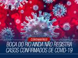 Coronavírus Bairros salvador