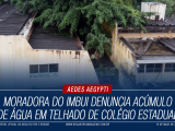 Telhado Angelita Moreno Imbui Aedes Aegypti