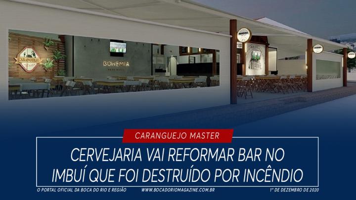 Cervejaria vai reformar bar no Imbuí que foi destruído por incêndio