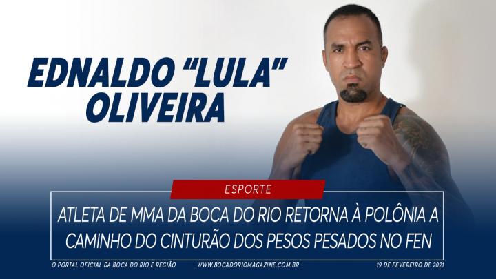 [ESPORTE] Atleta de MMA da Boca do Rio retorna à Polônia a caminho do cinturão dos pesos pesados no FEN